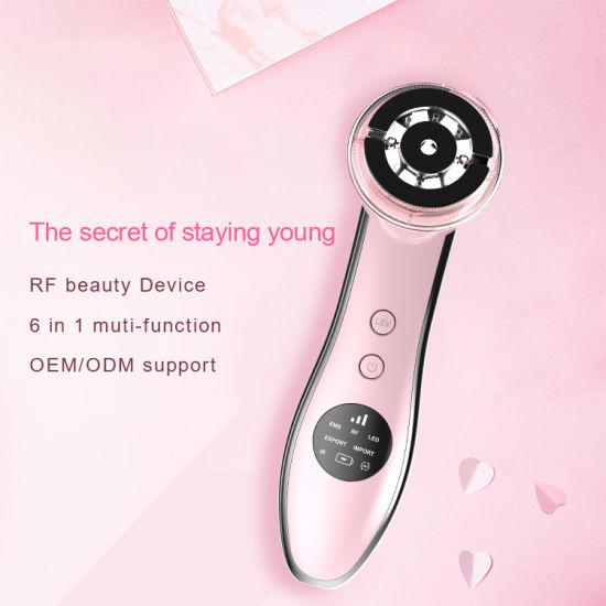 Instruments skin rejuvenating
