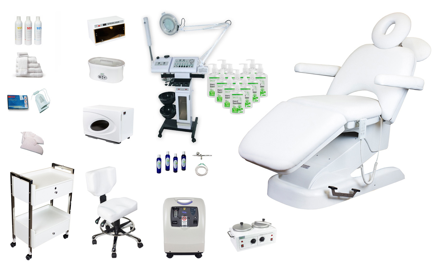 used beauty salon equipment for sale 2021